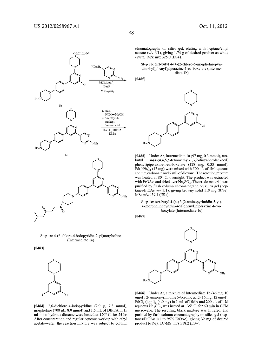 PI3 KINASE INHIBITORS AND USES THEREOF - diagram, schematic, and image 90