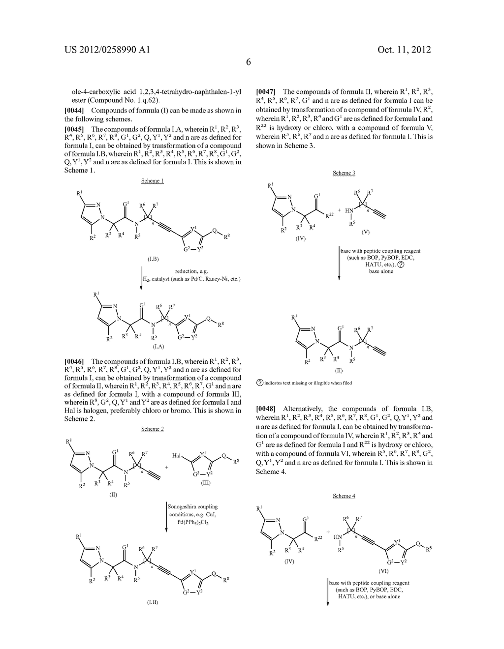 PYRAZOLE DERIVATIVES - diagram, schematic, and image 07