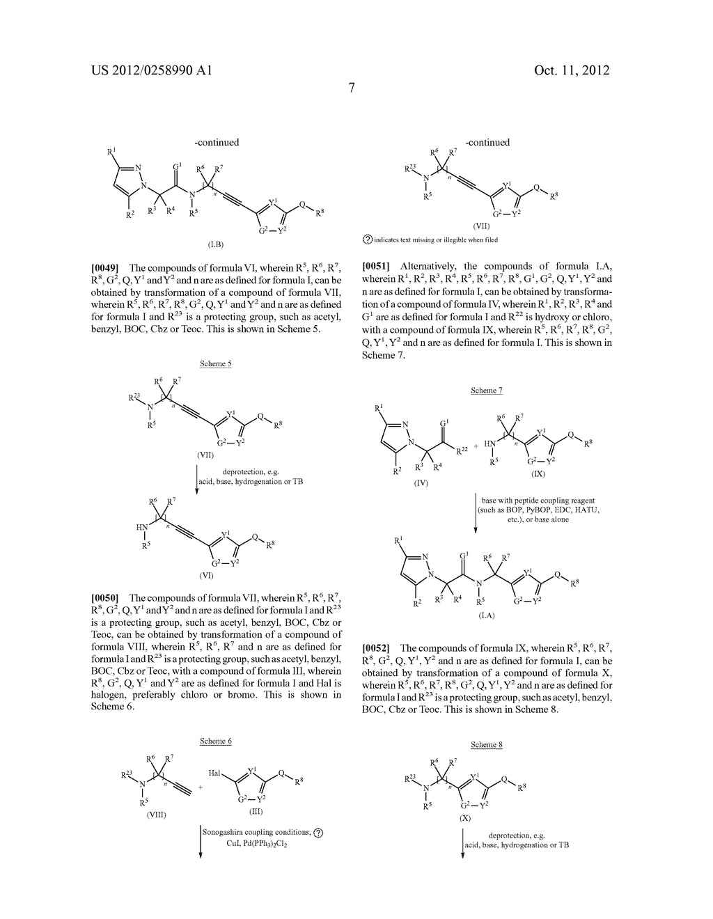PYRAZOLE DERIVATIVES - diagram, schematic, and image 08