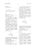 PYRAZOLE DERIVATIVES diagram and image
