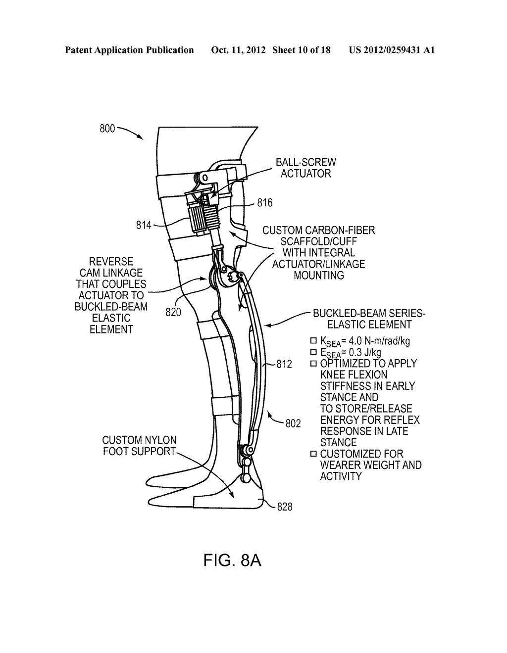 TERRAIN ADAPTIVE POWERED JOINT ORTHOSIS - diagram, schematic, and image 11