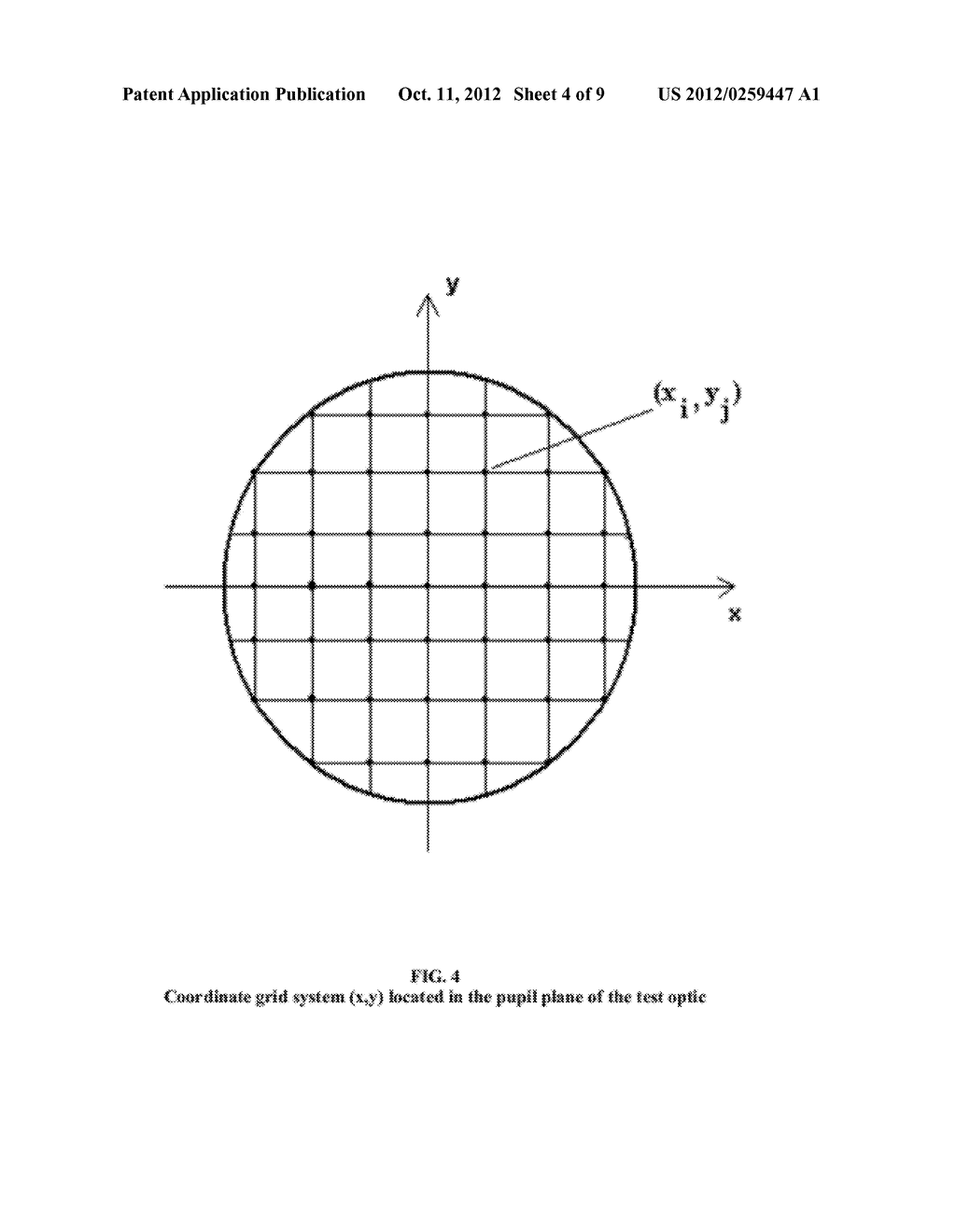 Surface Figure Test Method For Large Convex Optical Surfaces - diagram, schematic, and image 05