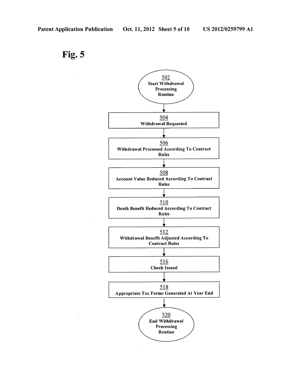 METHOD AND SYSTEM FOR PROCESSING DATA RELATING TO INVESTMENT PRODUCTS     HAVING A PAYMENT GUARANTEE - diagram, schematic, and image 06
