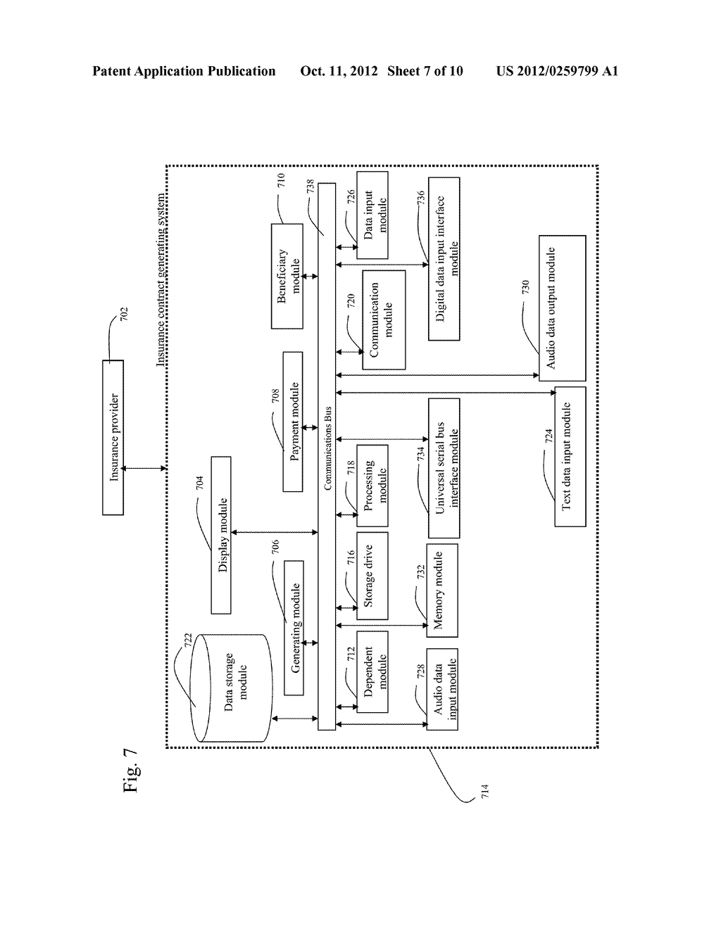 METHOD AND SYSTEM FOR PROCESSING DATA RELATING TO INVESTMENT PRODUCTS     HAVING A PAYMENT GUARANTEE - diagram, schematic, and image 08