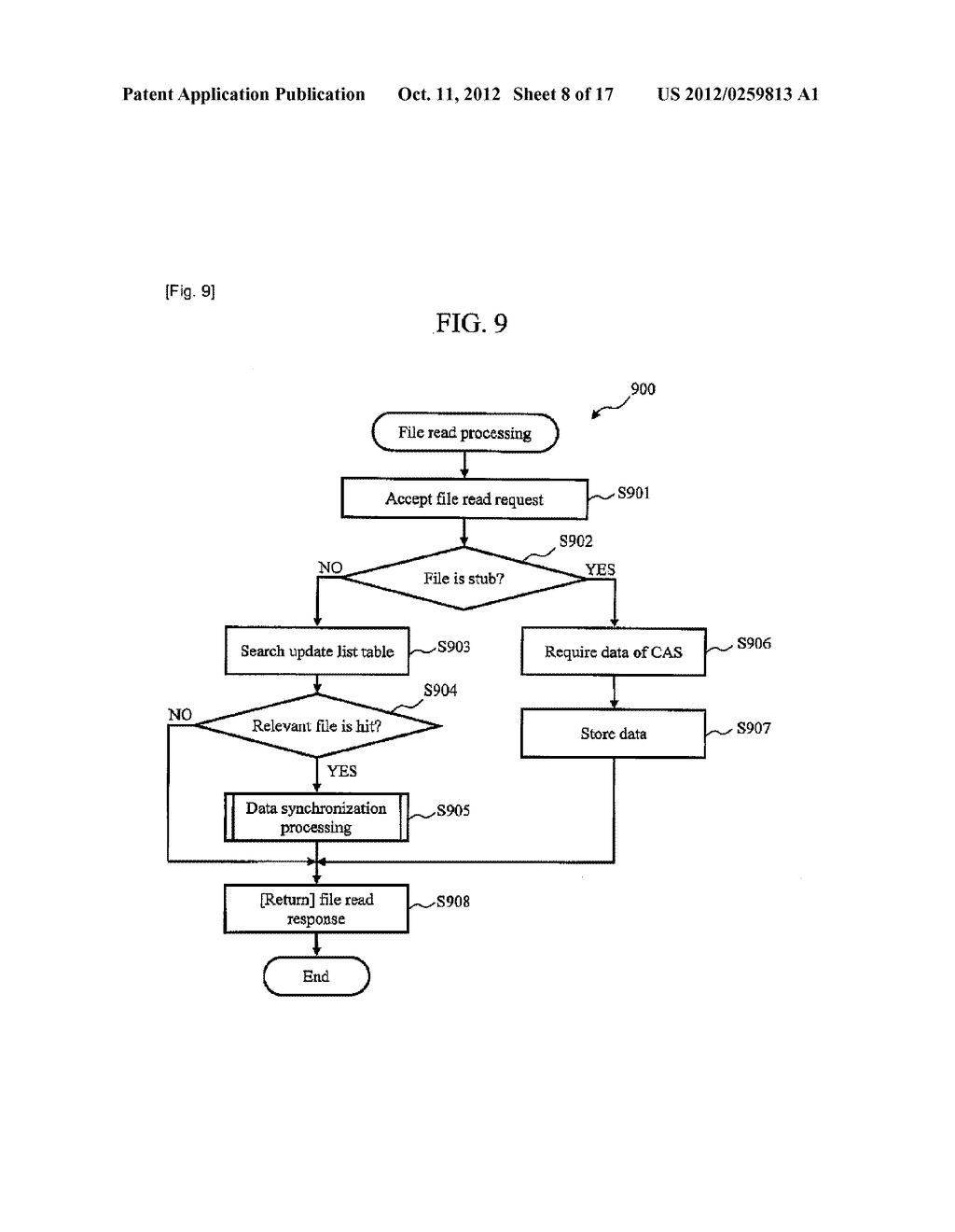 INFORMATION PROCESSING SYSTEM AND DATA PROCESSING METHOD - diagram, schematic, and image 09