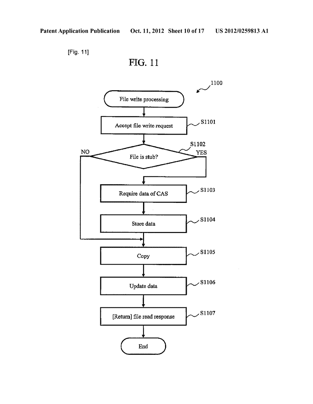 INFORMATION PROCESSING SYSTEM AND DATA PROCESSING METHOD - diagram, schematic, and image 11