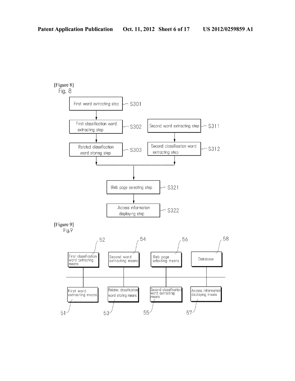 METHOD FOR RECOMMENDING BEST INFORMATION IN REAL TIME BY APPROPRIATELY     OBTAINING GIST OF WEB PAGE AND USER'S PREFERENCE - diagram, schematic, and image 07