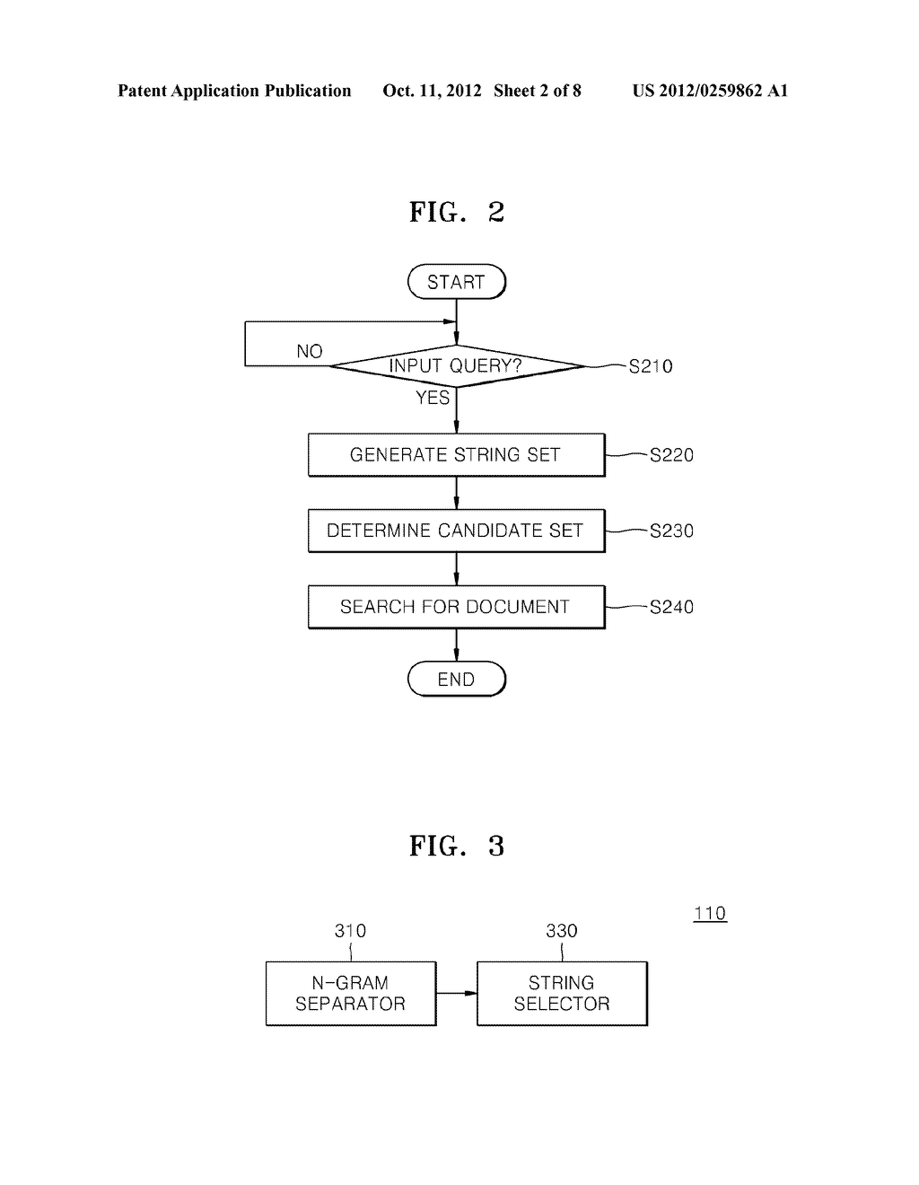 Method and apparatus for processing A query - diagram, schematic, and image 03