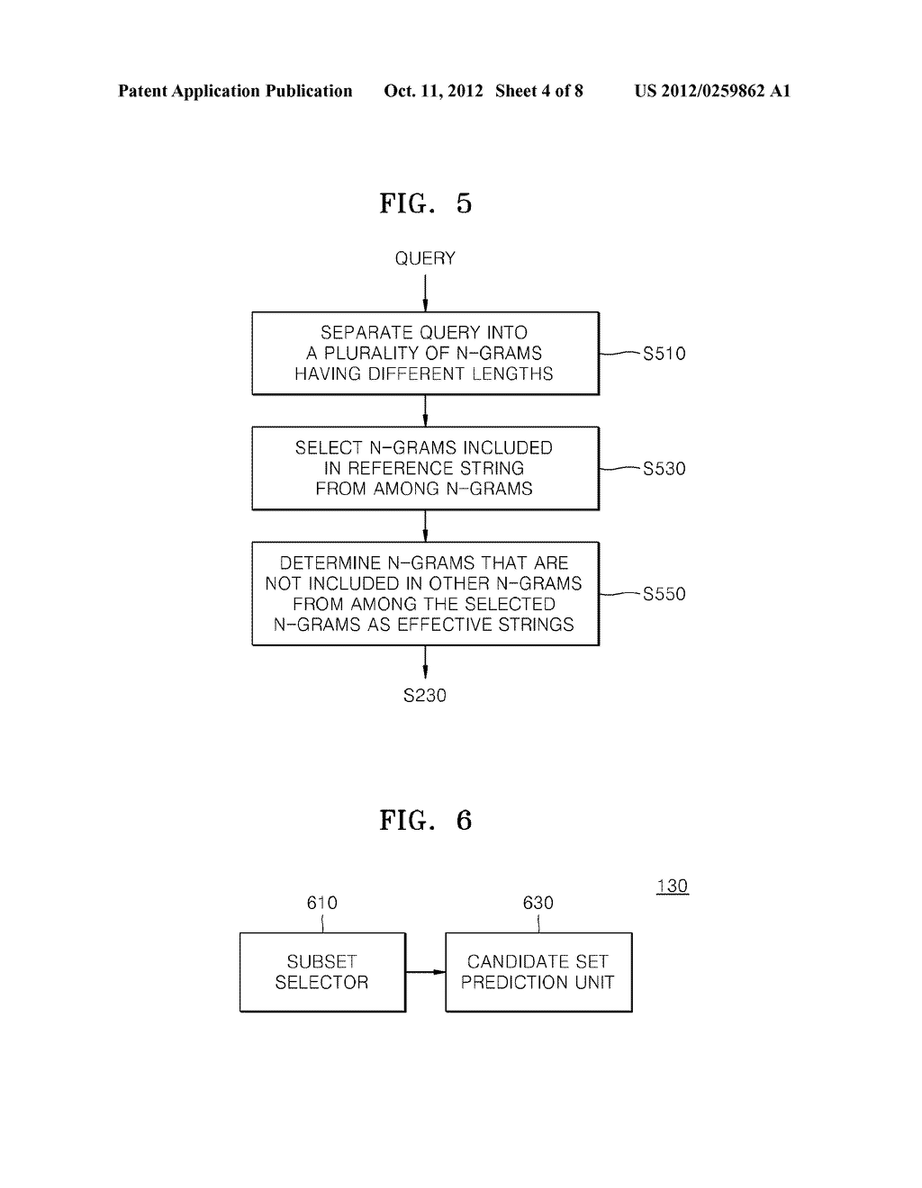 Method and apparatus for processing A query - diagram, schematic, and image 05