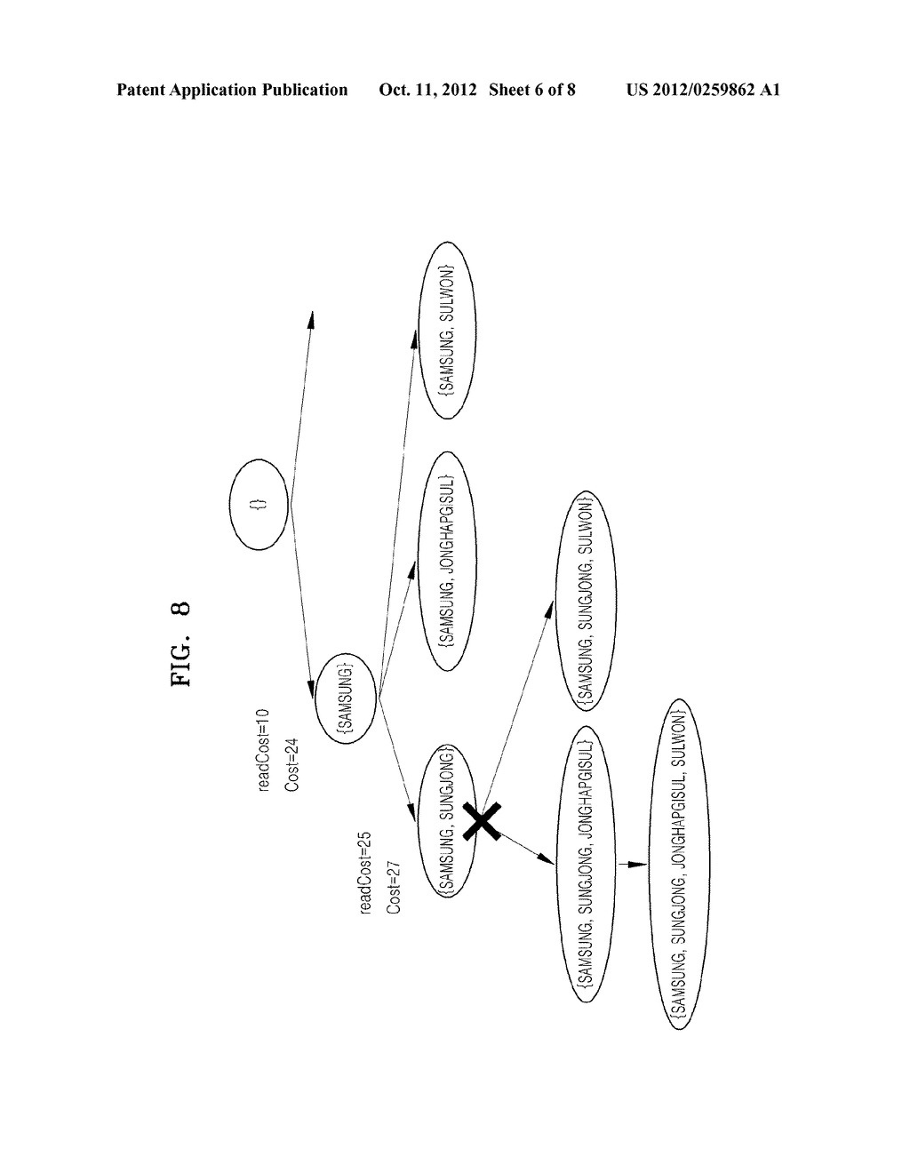 Method and apparatus for processing A query - diagram, schematic, and image 07