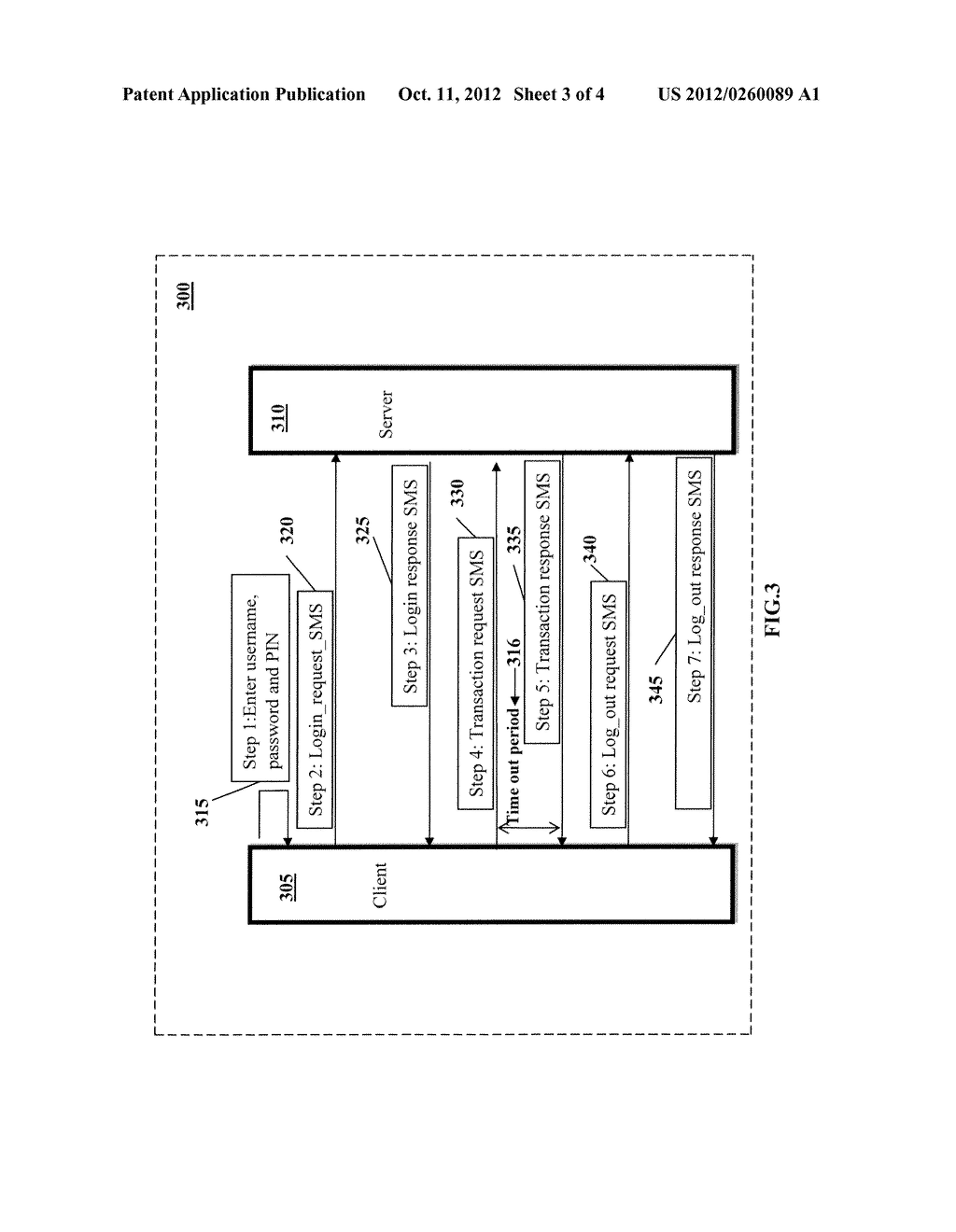 SYSTEM AND METHOD FOR SECURING DATA TRANSACTION - diagram, schematic, and image 04