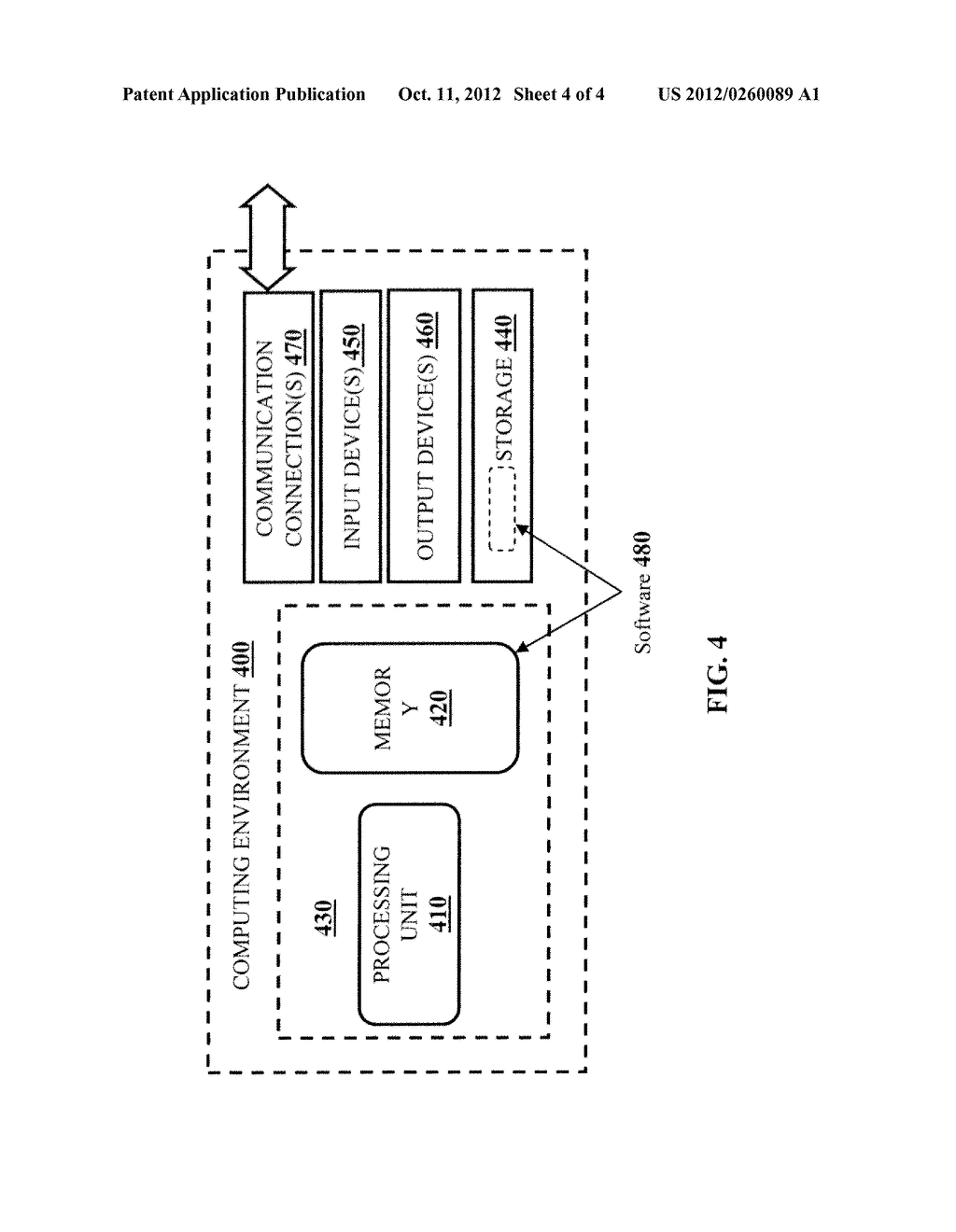 SYSTEM AND METHOD FOR SECURING DATA TRANSACTION - diagram, schematic, and image 05