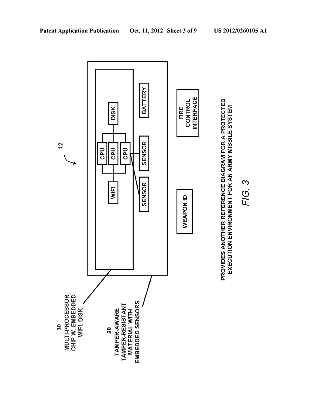 SYSTEM AND METHOD FOR DEFENDING AGAINST REVERSE ENGINEERING OF SOFTWARE,     FIRMWARE AND HARDWARE - diagram, schematic, and image 04