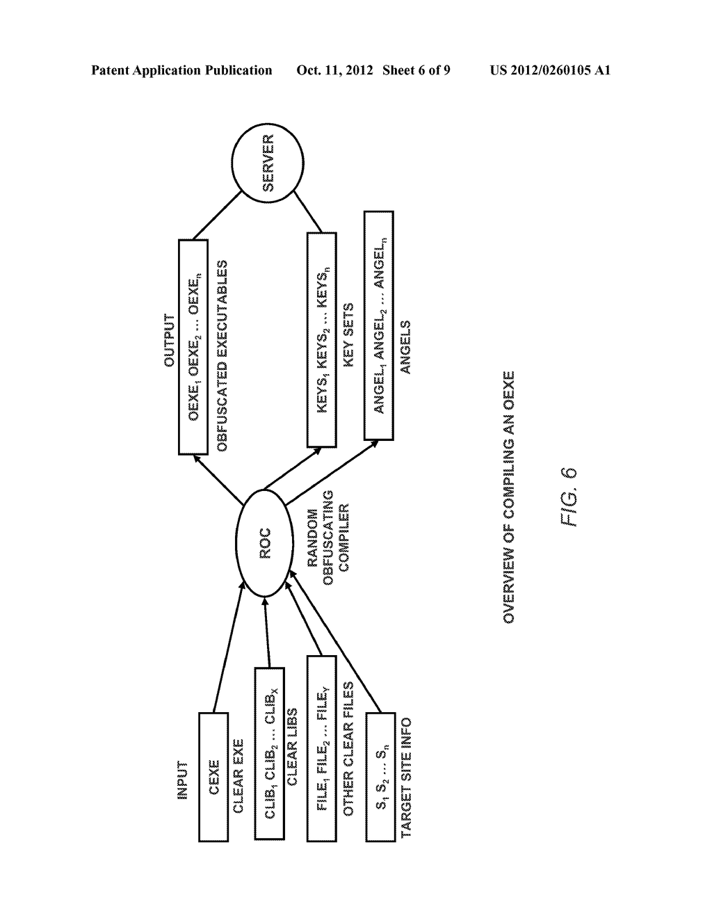 SYSTEM AND METHOD FOR DEFENDING AGAINST REVERSE ENGINEERING OF SOFTWARE,     FIRMWARE AND HARDWARE - diagram, schematic, and image 07