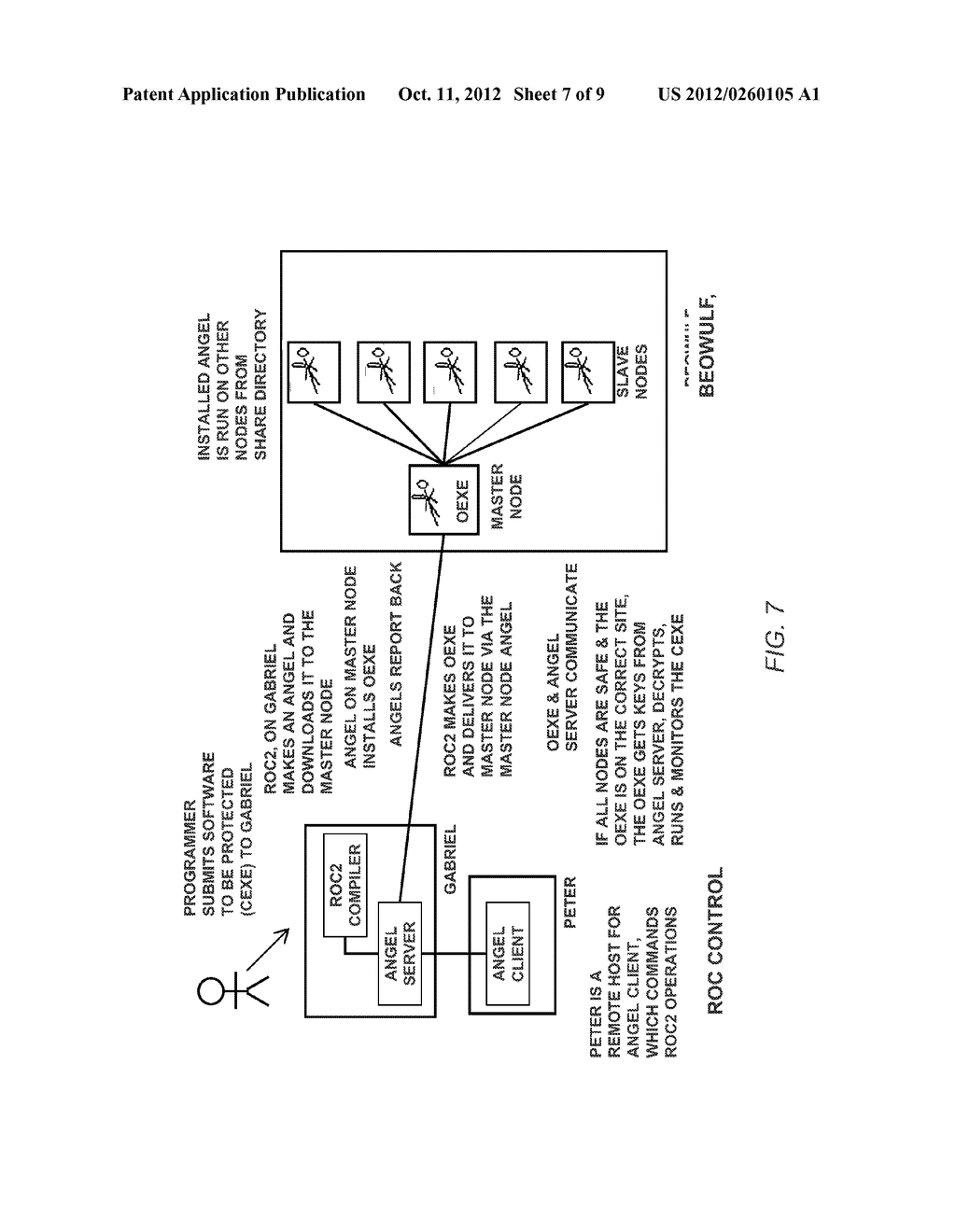 SYSTEM AND METHOD FOR DEFENDING AGAINST REVERSE ENGINEERING OF SOFTWARE,     FIRMWARE AND HARDWARE - diagram, schematic, and image 08