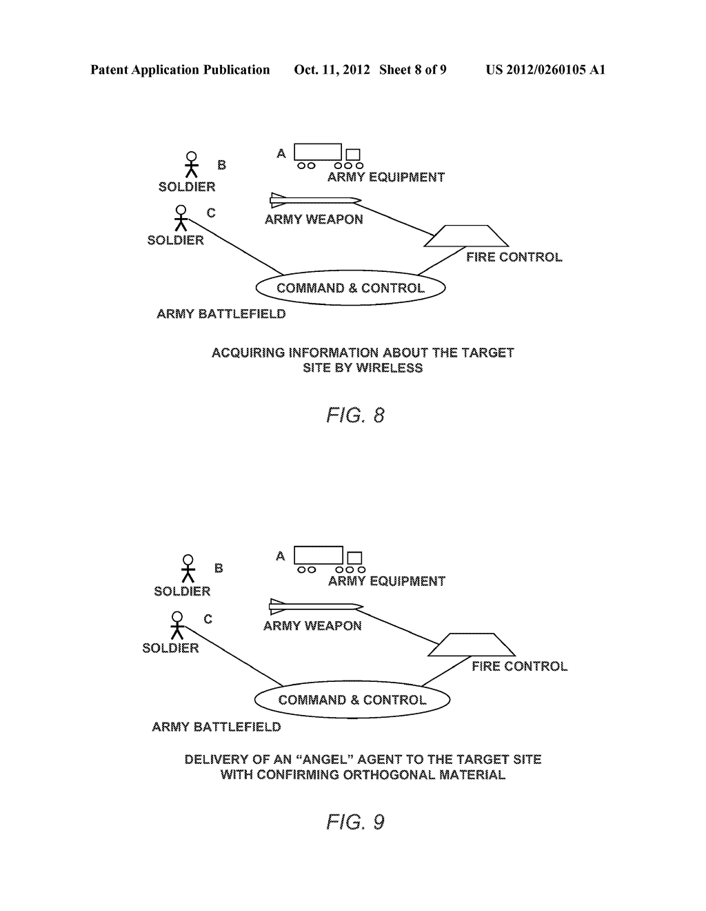 SYSTEM AND METHOD FOR DEFENDING AGAINST REVERSE ENGINEERING OF SOFTWARE,     FIRMWARE AND HARDWARE - diagram, schematic, and image 09
