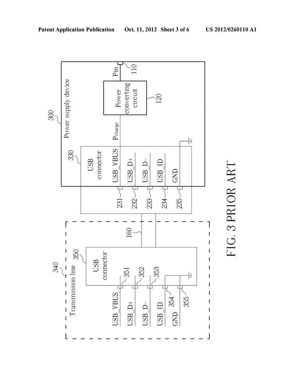 POWER SUPPLY DEVICE, PORTABLE ELECTRONIC APPARATUS AND RELATED METHOD FOR     DETERMINING TYPES OF A POWER SUPPLY DEVICE - diagram, schematic, and image 04