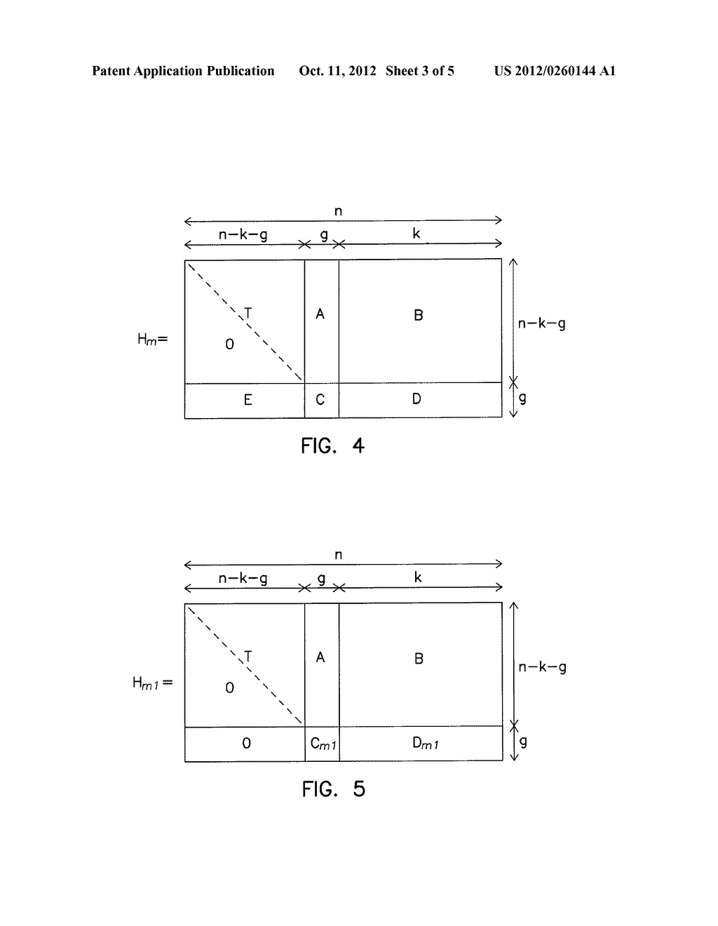 ENCODING AND DECODING TECHNIQUES USING LOW-DENSITY PARITY CHECK CODES - diagram, schematic, and image 04