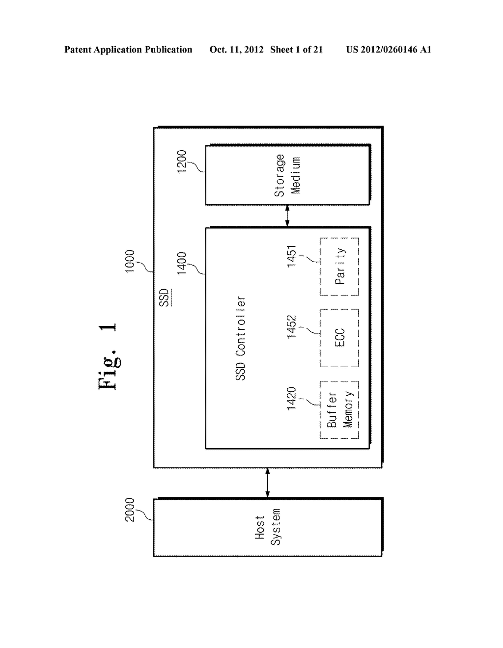 DATA STORAGE DEVICE RELATED METHOD OF OPERATION - diagram, schematic, and image 02