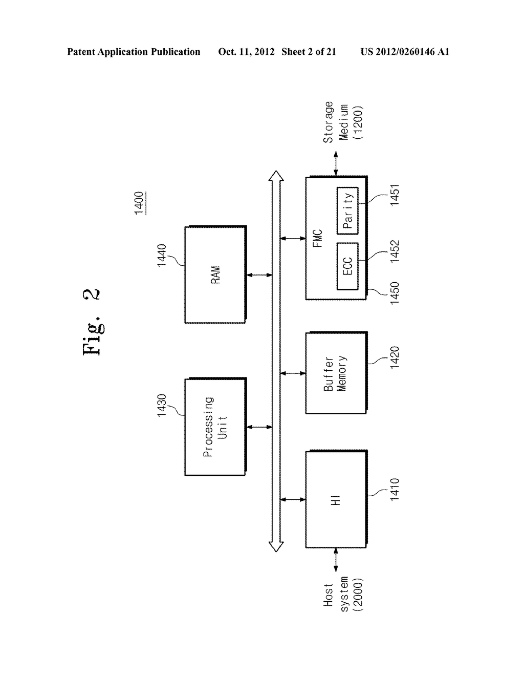 DATA STORAGE DEVICE RELATED METHOD OF OPERATION - diagram, schematic, and image 03