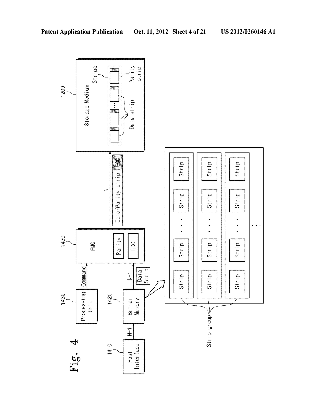 DATA STORAGE DEVICE RELATED METHOD OF OPERATION - diagram, schematic, and image 05