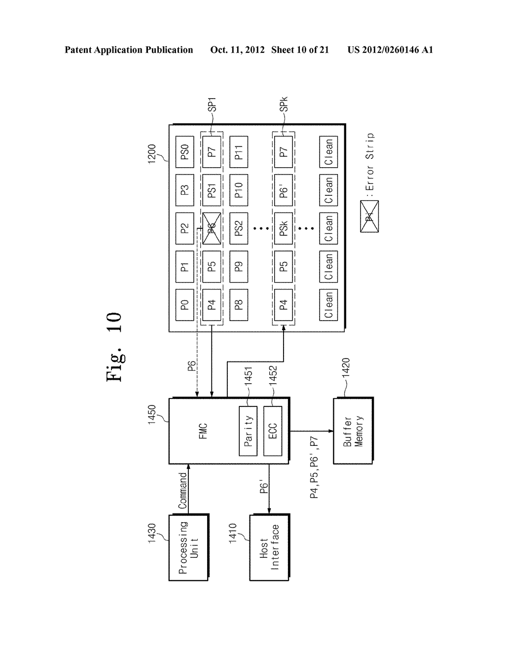 DATA STORAGE DEVICE RELATED METHOD OF OPERATION - diagram, schematic, and image 11