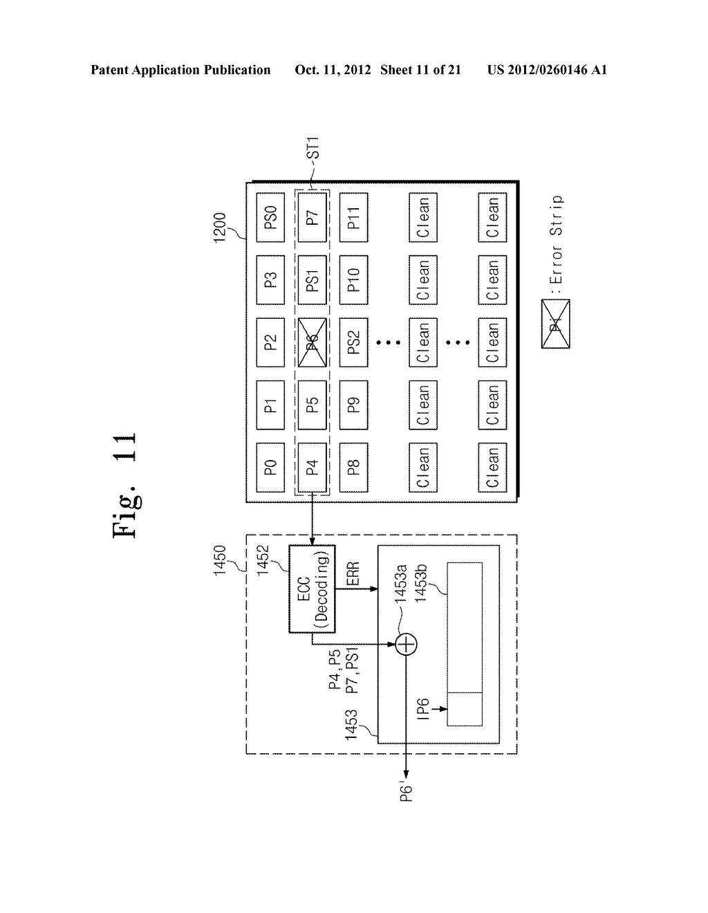 DATA STORAGE DEVICE RELATED METHOD OF OPERATION - diagram, schematic, and image 12
