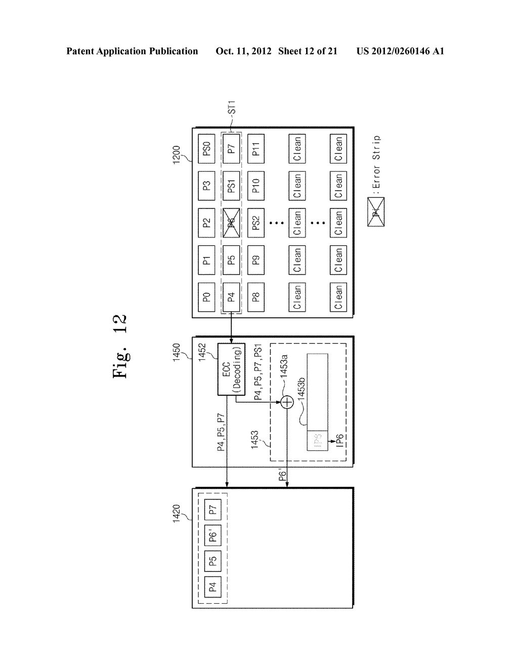DATA STORAGE DEVICE RELATED METHOD OF OPERATION - diagram, schematic, and image 13