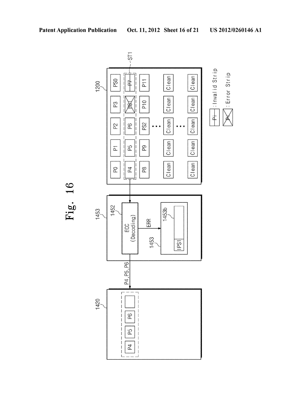DATA STORAGE DEVICE RELATED METHOD OF OPERATION - diagram, schematic, and image 17