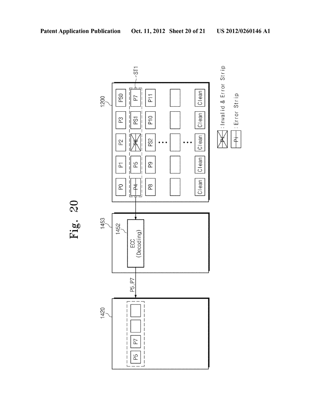 DATA STORAGE DEVICE RELATED METHOD OF OPERATION - diagram, schematic, and image 21