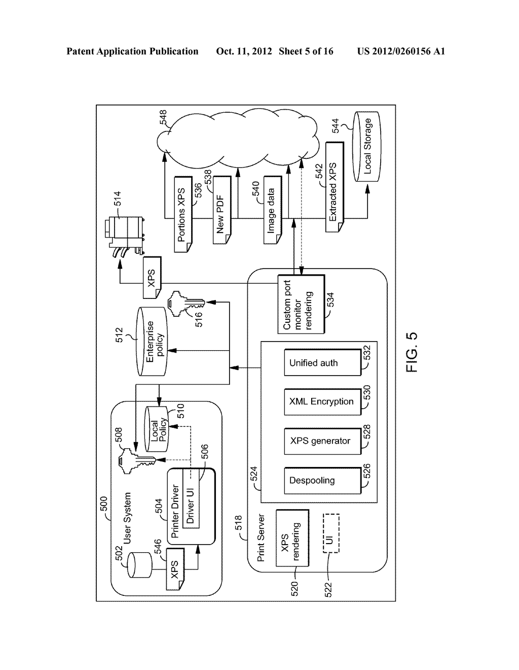 GENERATING AND STORING DOCUMENT DATA - diagram, schematic, and image 06
