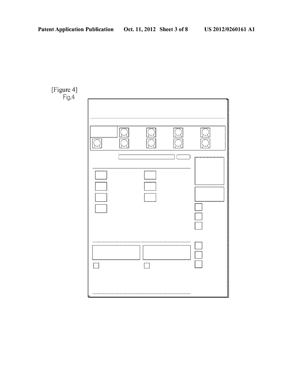 METHOD FOR CLASSIFYING AND ORGANIZING CONTENT IN RELATED WEB PAGES AND     FREELY RECONSTRUCTING AND DISPLAYING THE CONTENT - diagram, schematic, and image 04