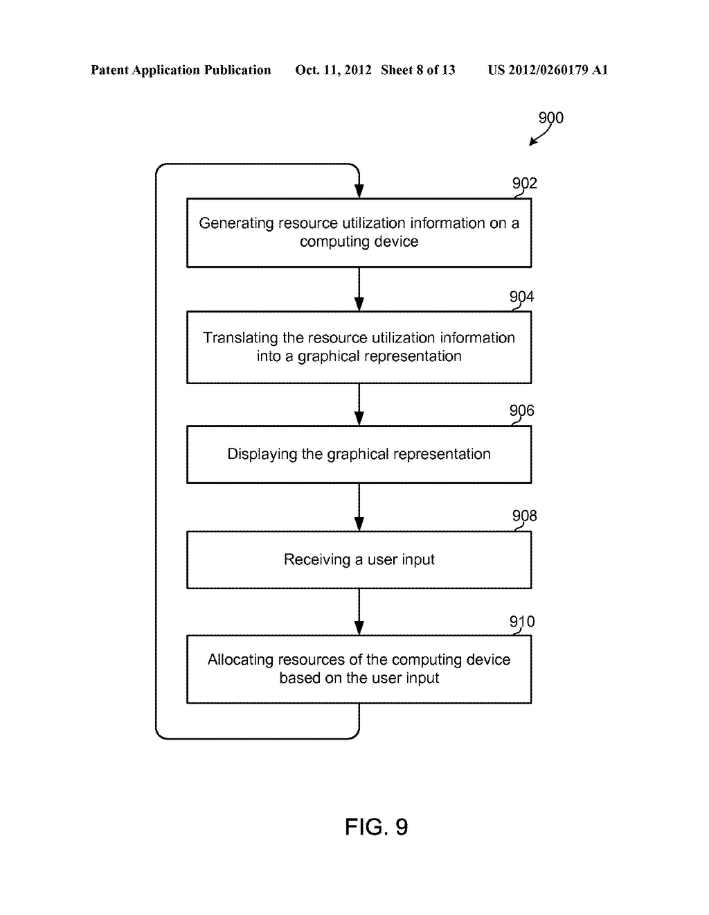 METHOD AND APPARATUS FOR OPTIMIZED EXECUTION USING RESOURCE UTILIZATION     MAPS - diagram, schematic, and image 09