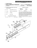 Linear actuator particularly for sliding doors diagram and image