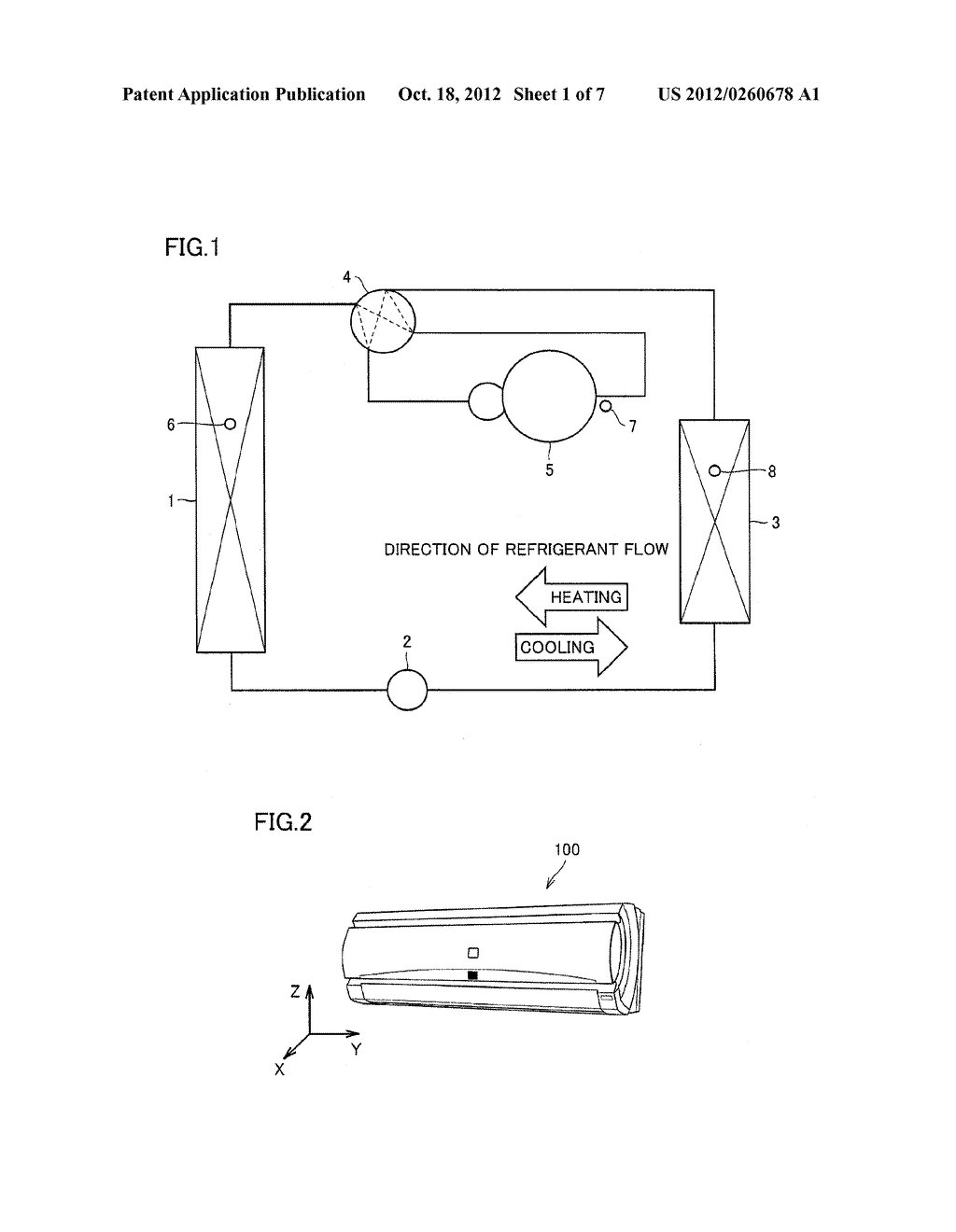 AIR CONDITIONER, METHOD FOR CONTROLLING OPENING OF EXPANSION VALVE, AND     COMPUTER-READABLE RECORDING MEDIUM WITH EXPANSION VALVE OPENING CONTROL     PROGRAM RECORDED THEREON - diagram, schematic, and image 02
