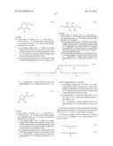 HAIR TREATMENT AGENTS COMPRISING TRIALKOXYSILANE-SUBSTITUTED COMPOUNDS AND     ALKOXYSILYL-MODIFIED MACRO MOLECULES diagram and image