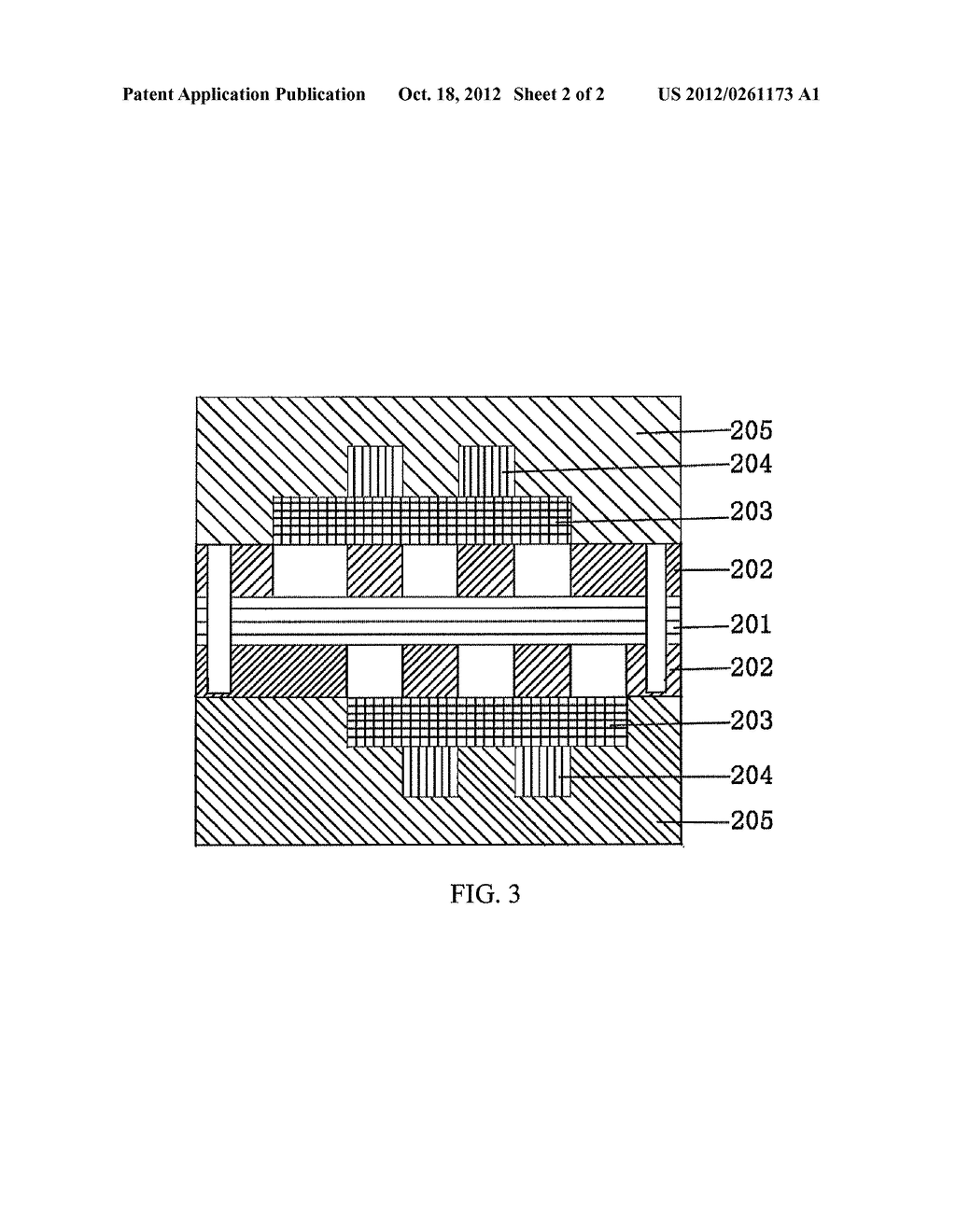 METHOD FOR SHIELDING PRINTED CIRCUIT BOARD AND PRINTED CIRCUIT BOARD - diagram, schematic, and image 03