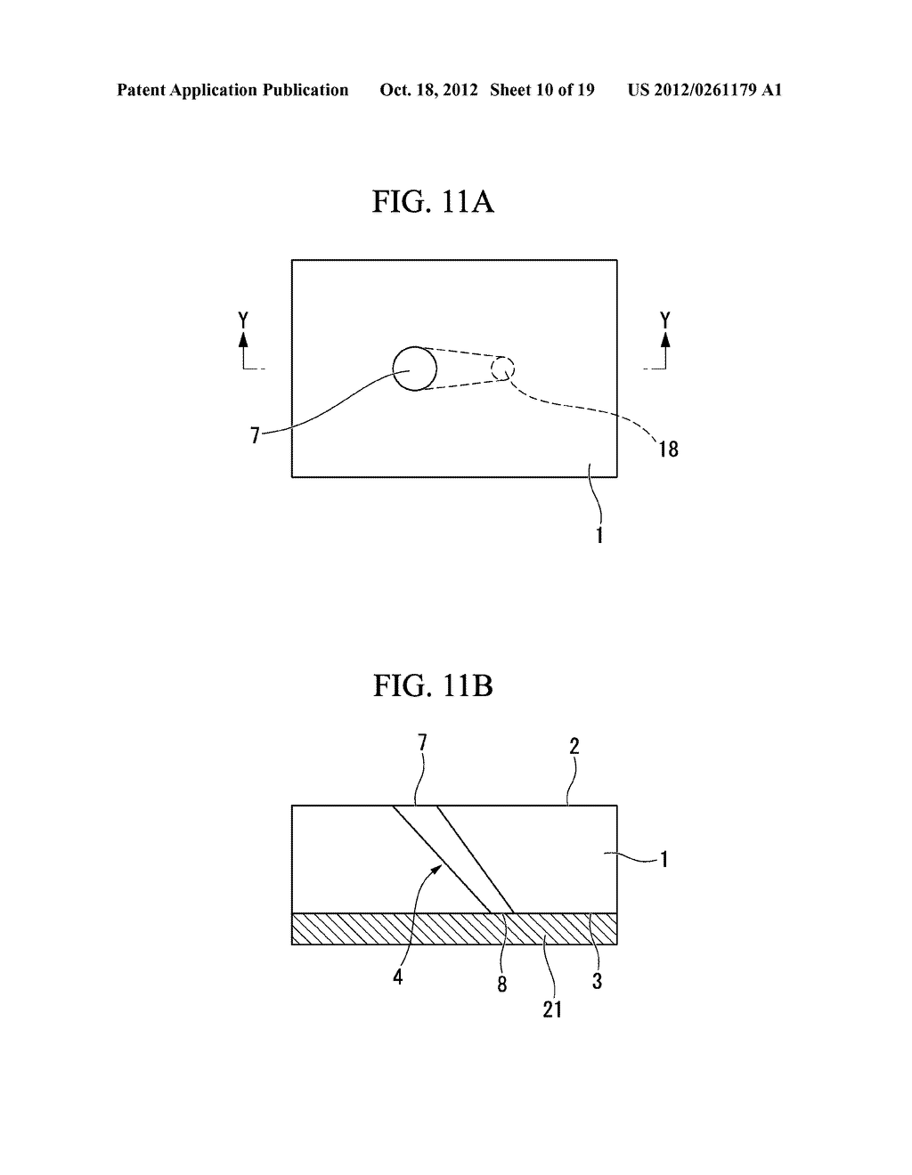 INTERPOSER SUBSTRATE AND METHOD OF MANUFACTURING THE SAME - diagram, schematic, and image 11