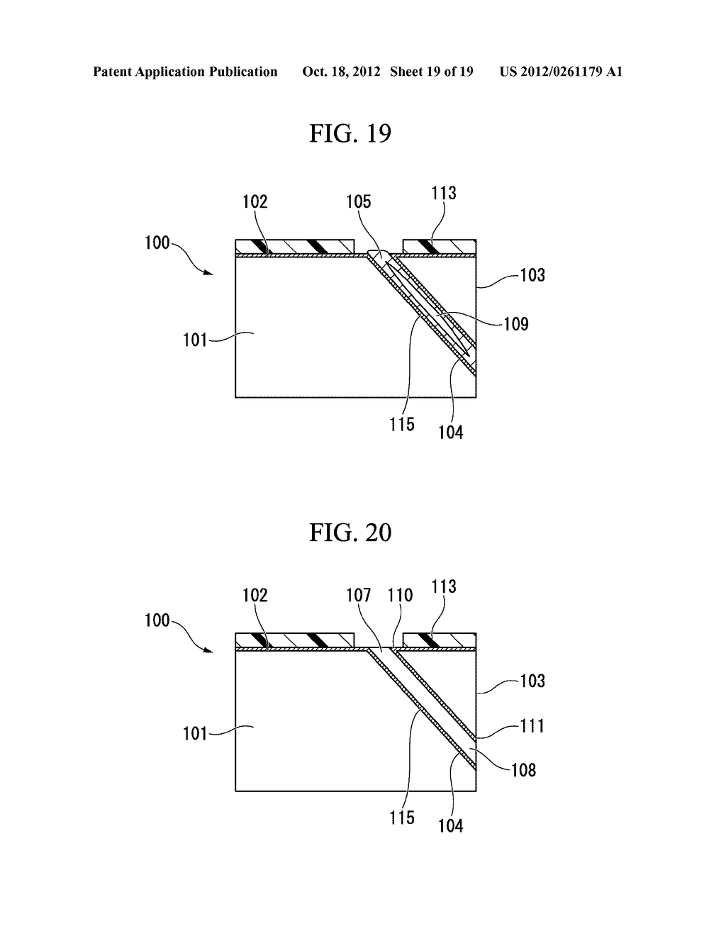 INTERPOSER SUBSTRATE AND METHOD OF MANUFACTURING THE SAME - diagram, schematic, and image 20
