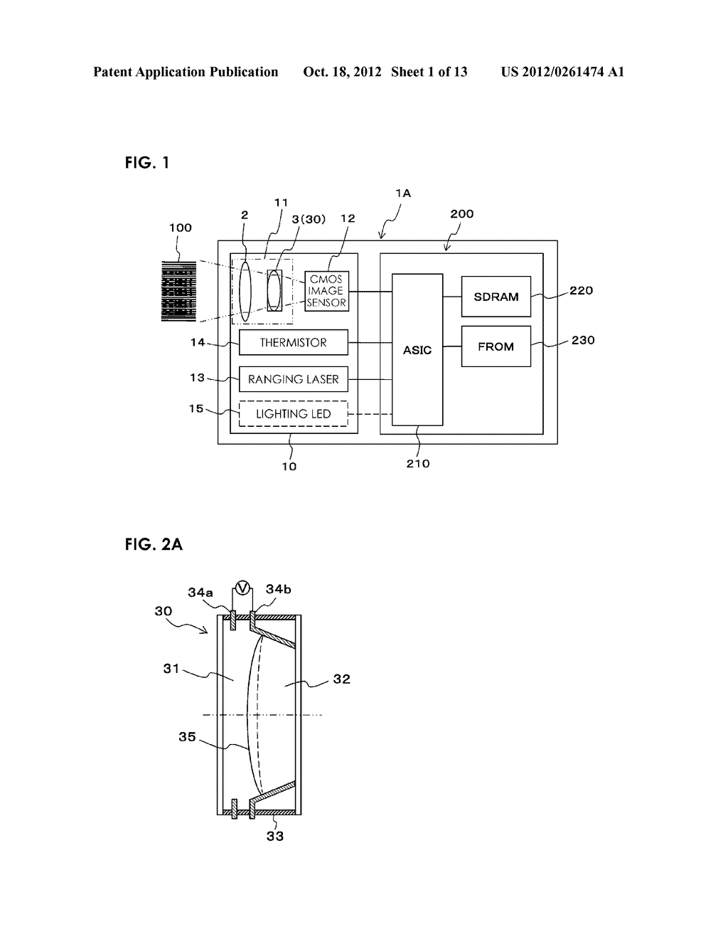 OPTICAL-INFORMATION-READING APPARATUS - diagram, schematic, and image 02