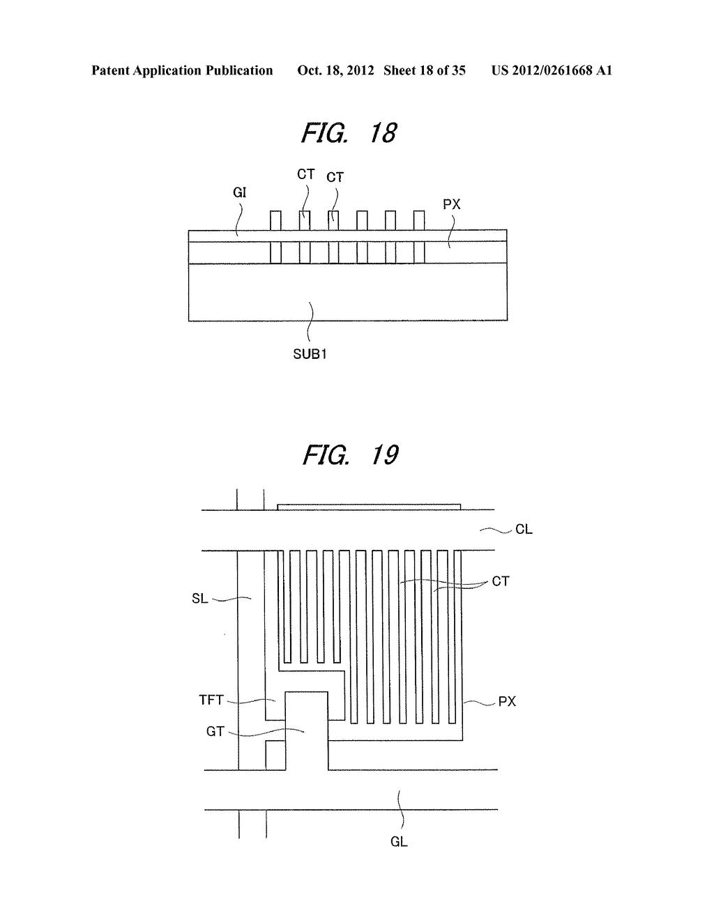DISPLAY DEVICE - diagram, schematic, and image 19