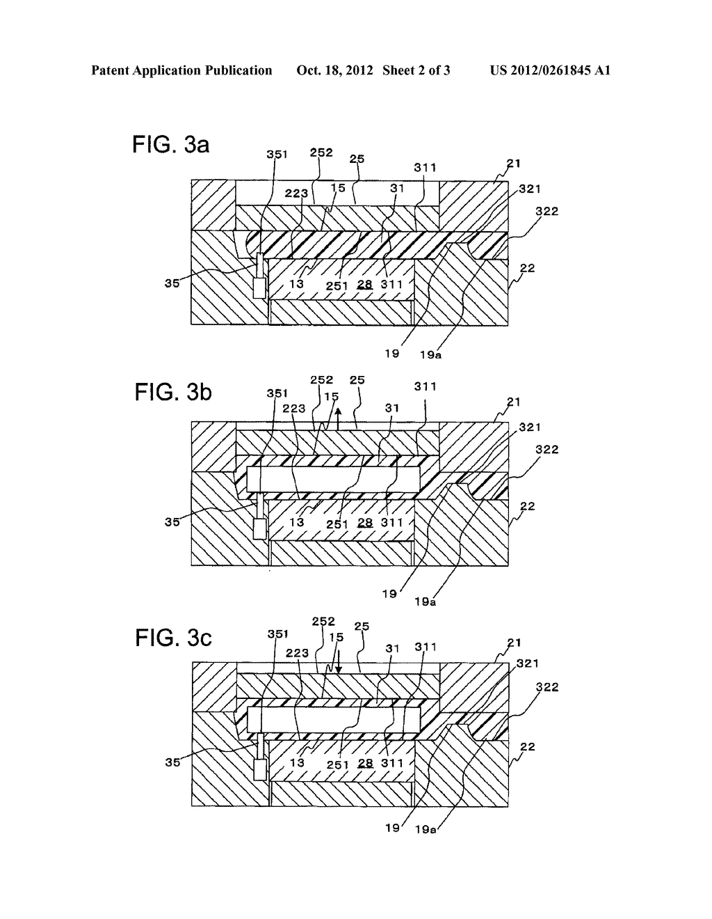 Resin Molded Article For Optical Element Manufacturing Apparatus And     Method Of The Same - diagram, schematic, and image 03