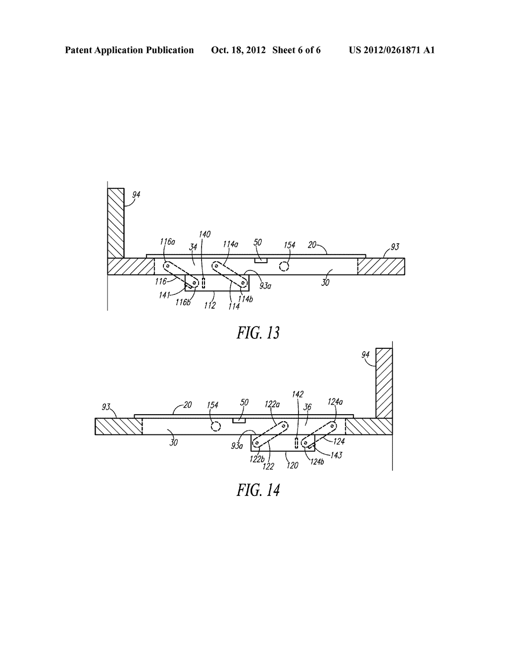 Cutting Board Device Integrally Supported By Countertop - diagram, schematic, and image 07