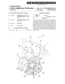 SEAT DEVICE FOR USE IN A VEHICLE diagram and image