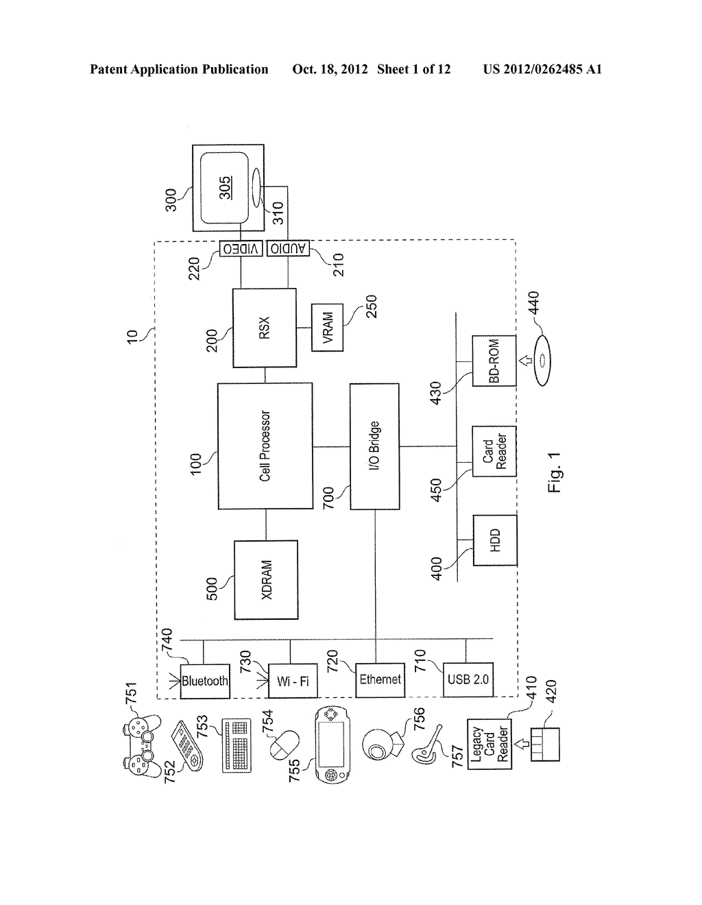 SYSTEM AND METHOD OF INPUT PROCESSING FOR AUGMENTED REALITY - diagram, schematic, and image 02
