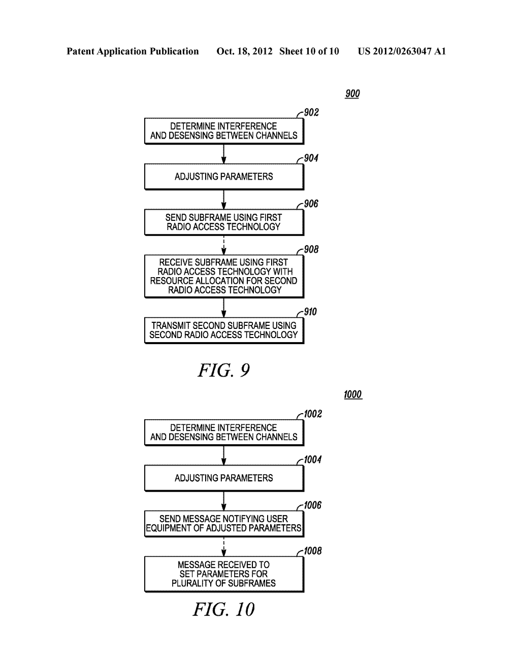 Method and Apparatus to Detect the Transmission Bandwidth Configuration of     a Channel in Connection with Reducing Interference Between Channels in     Wirelss Communication Systems - diagram, schematic, and image 11