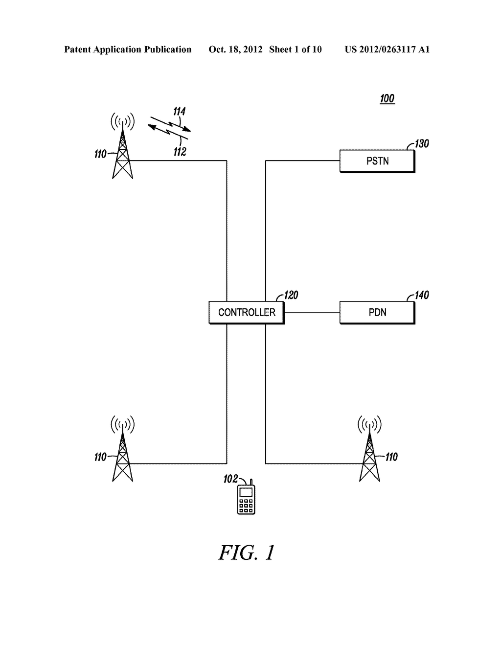 Method and Apparatus to Adjust the Control Region of a Subframe for     Reducing Interference Between Channels in Wireless Communication Systems - diagram, schematic, and image 02