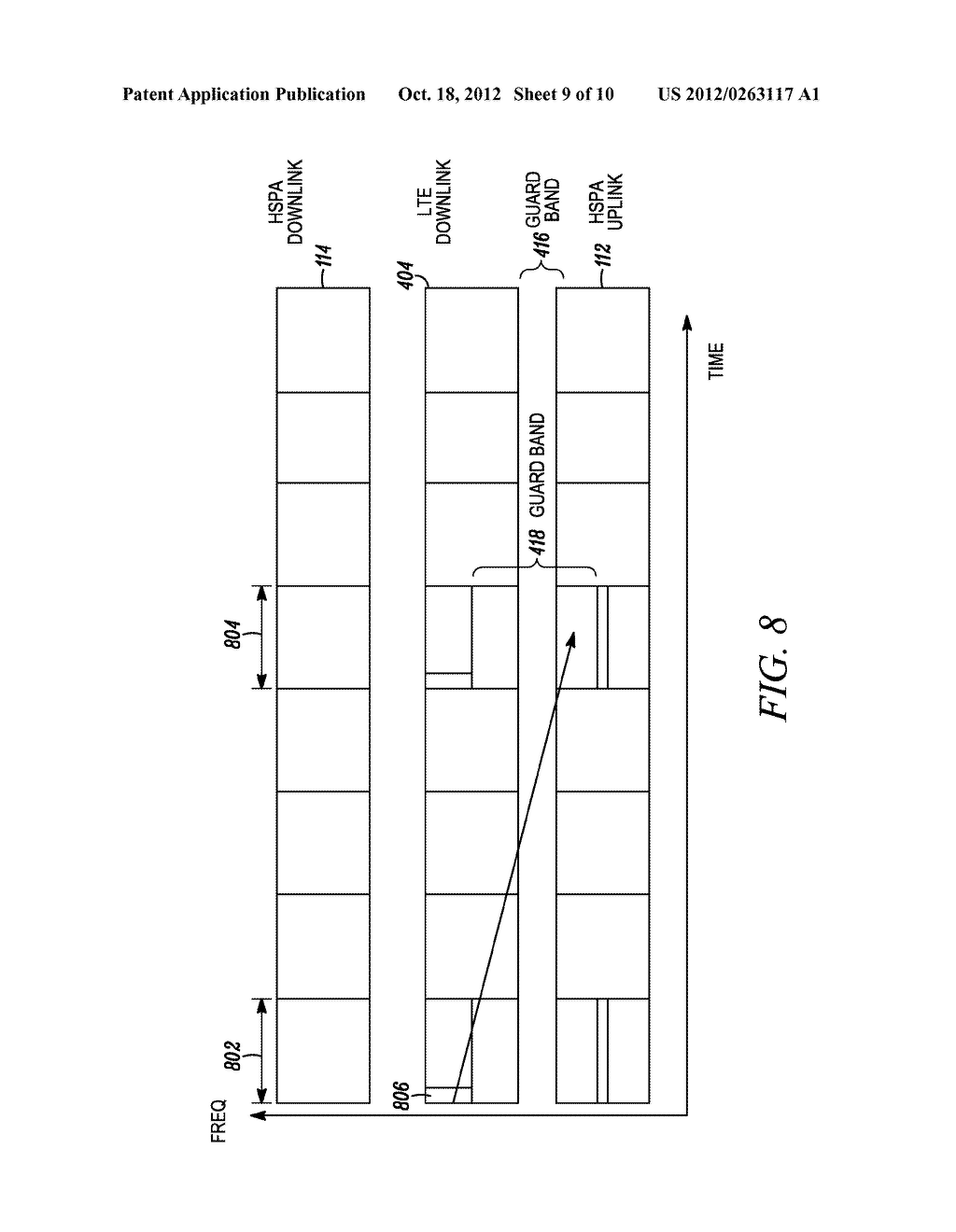 Method and Apparatus to Adjust the Control Region of a Subframe for     Reducing Interference Between Channels in Wireless Communication Systems - diagram, schematic, and image 10