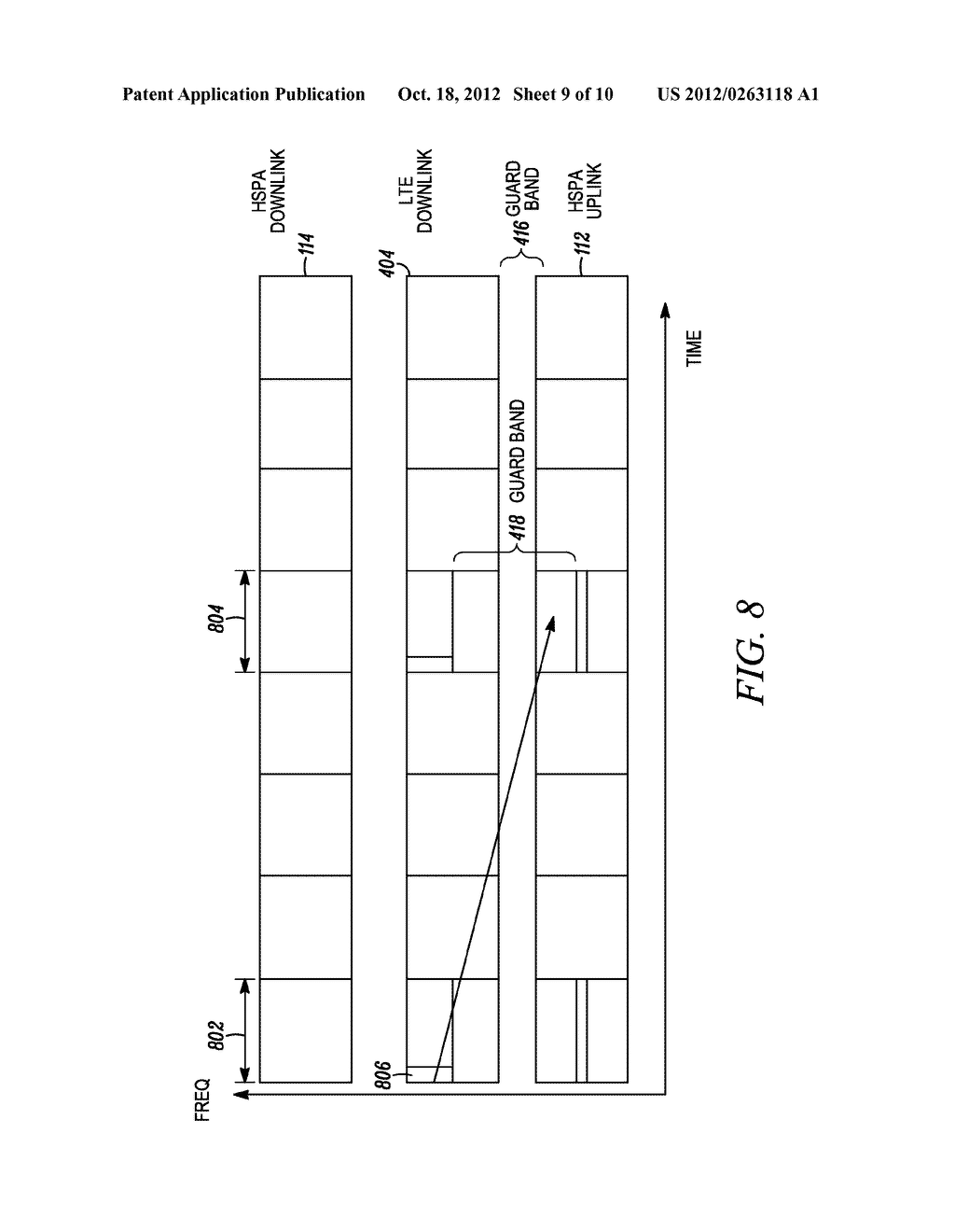 Method and Apparatus Using Two Radio Access Technologies for Scheduling     Resources in Wireless Communication Systems - diagram, schematic, and image 10