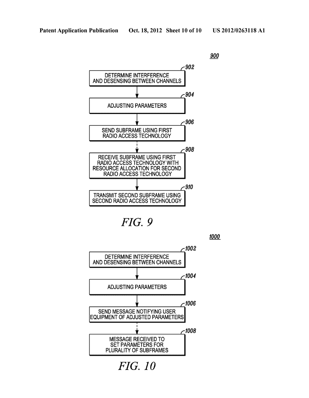 Method and Apparatus Using Two Radio Access Technologies for Scheduling     Resources in Wireless Communication Systems - diagram, schematic, and image 11